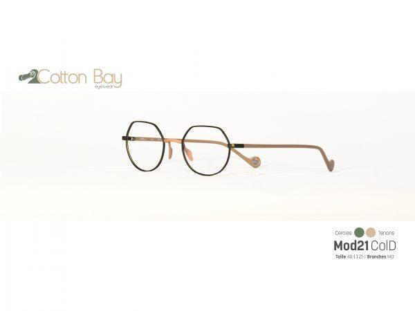 Cotton Bay Eyewear - Créateur de Lunettescatalogue_v222