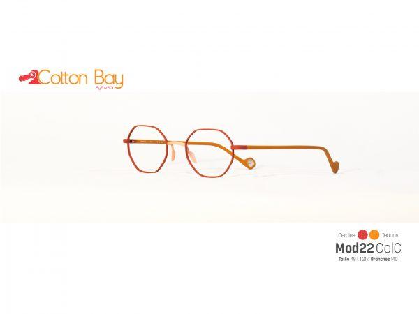 Cotton Bay Eyewear - Créateur de Lunettes catalogue_v227