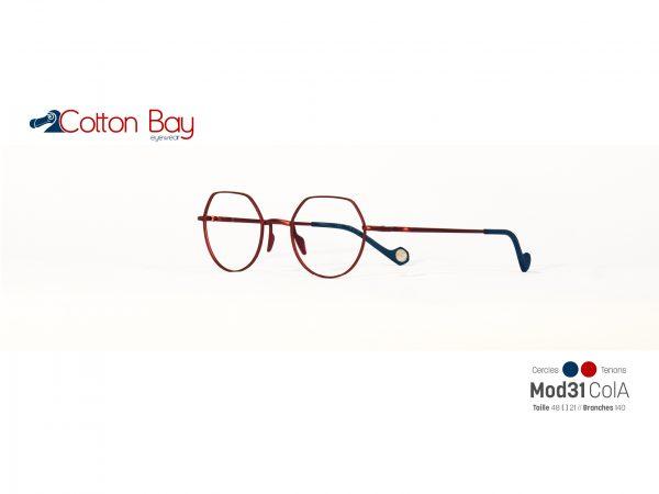 La collection Cotton Bay eyewear sous toutes leurs coutures catalogue_v237