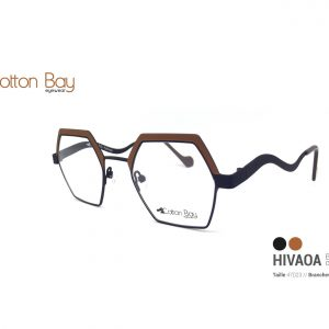 Cotton Bay Eyewear - black-chocolat-1