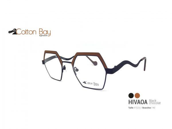 Cotton Bay Eyewear - black-chocolat-1