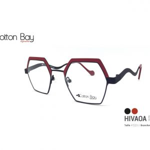 Cotton Bay Eyewear - black-rouge-1