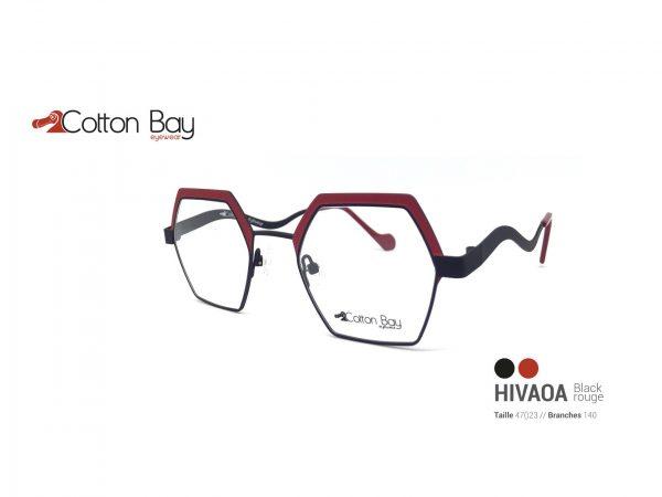 Cotton Bay Eyewear - black-rouge-1