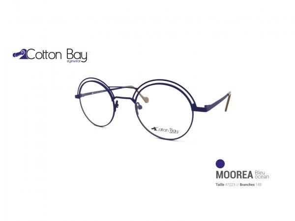 Cotton Bay Eyewear - bleu-ocean
