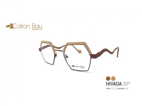 Cotton Bay Eyewear - camel-nuts-1