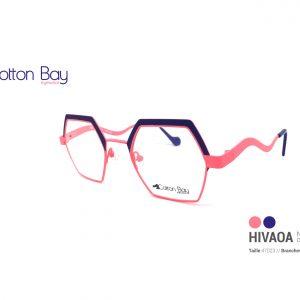 Lunettes Cotton Bay Eyewear neon-corail-1